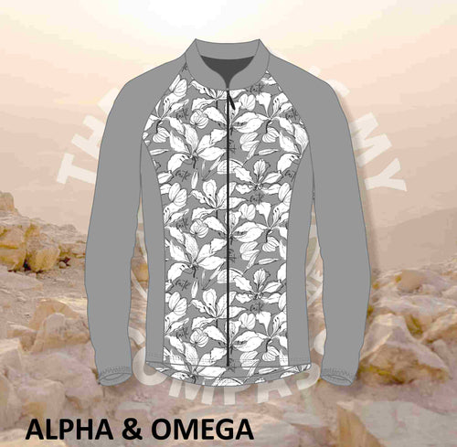 Alpha And Omega Faith over Fear Trail Jacket