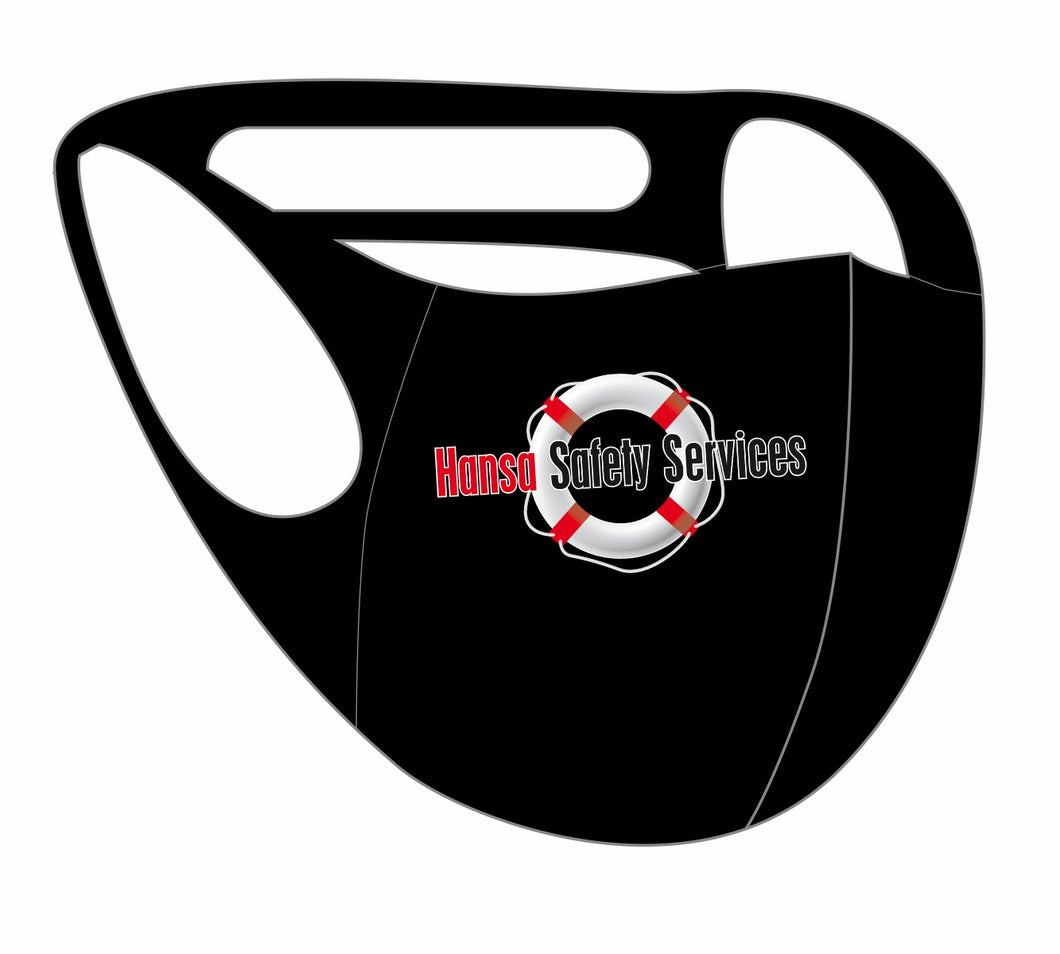 Ultimate Comfort Reusable Hansa Safety Face Mask