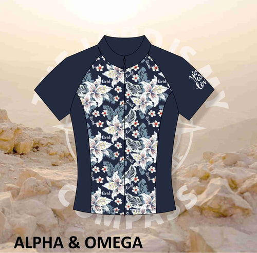 A&O LILLY LOVE  Pro Cycling Shirt
