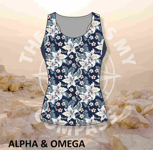 Alpha & Omega Lily love Run Vest