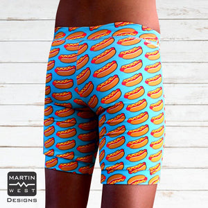 Female Hot Dog Swim/run/paddle shorts