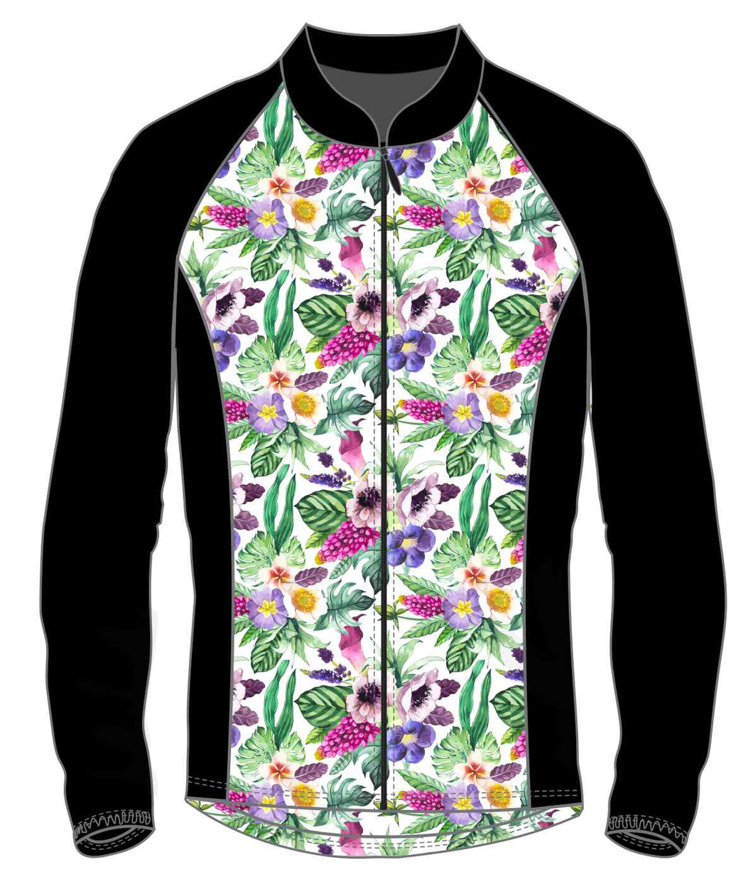 Long Sleeve Cycle-Trial Jacket