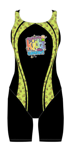 Rainbows & Smiles Female kneeskin swimsuit