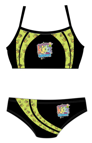 Rainbows & Smiles  Female 2 piece training bikini