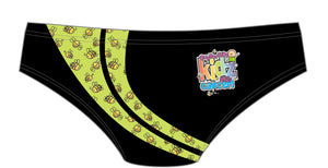 Rainbows and Smiles Male brief swimsuit
