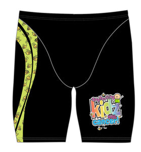 Rainbows & Smiles Male jammer swimsuit