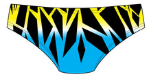 Male brief swimsuit - Shards