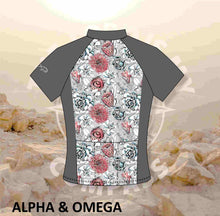 A&O SUCCULANT FLORAL Pro Cycling Shirt