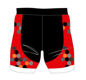 Male Tinman run/paddle shorts