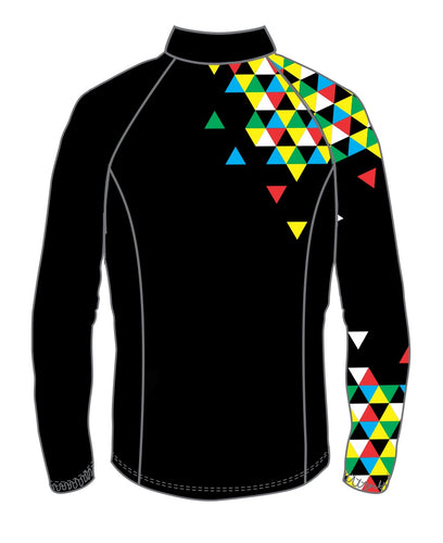 Long Sleeve Cycle-Trial Jacket -Ultra united