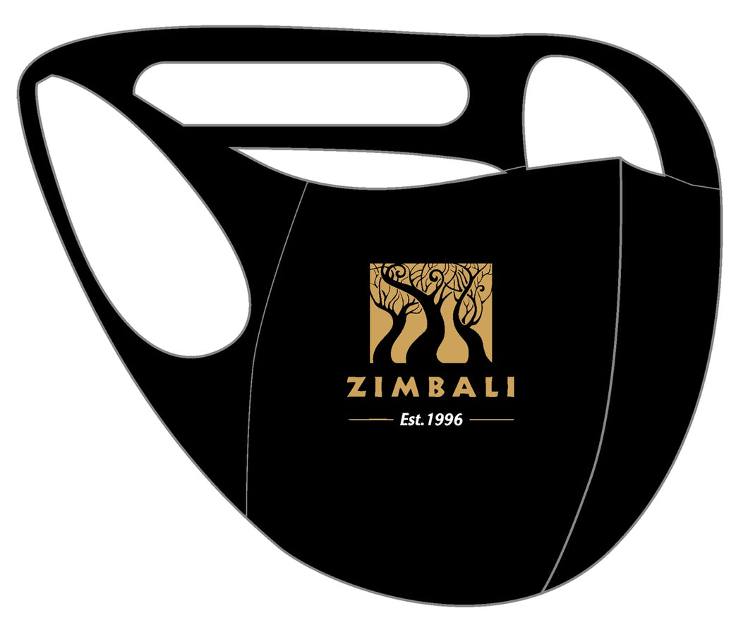 Ultimate Comfort Reusable Zimbali Face Mask