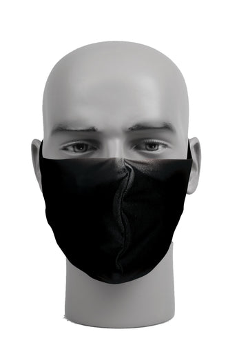 Ultimate Comfort Reusable Face Mask Black