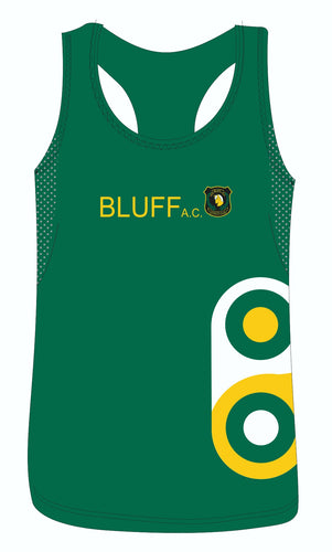Bluff A.C. active female run vest