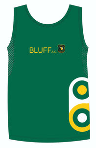 Bluff A.C. active male run vest