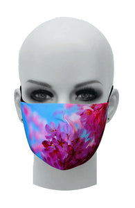 Ultimate Comfort Reusable Face Mask Cherry Blossom