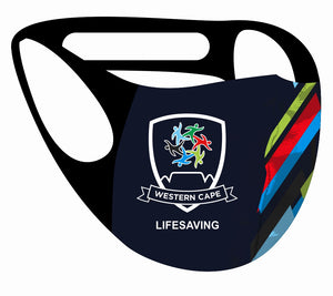 Ultimate comfort reusable face mask Western Cape Lifesaving Print