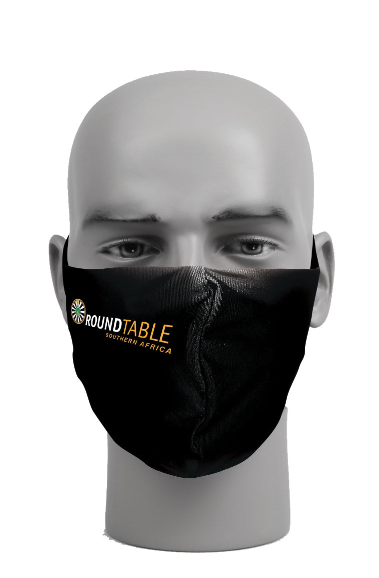 Ultimate Comfort Reusable Round Table Face Mask