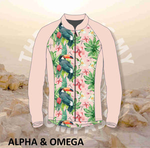Alpha And Omega Garden of Eden Trail Jacket