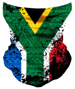 Ultimate Comfort Tubie Ethnic South African Flag
