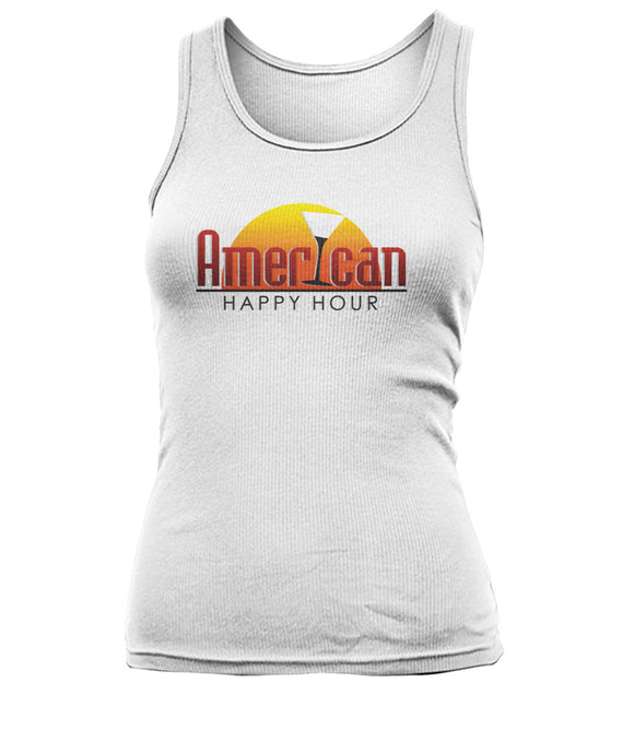 American Happy Hour Women's Tank Top