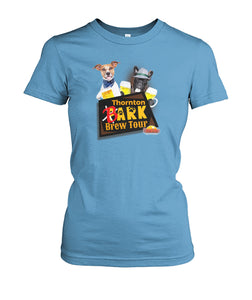 Thornton Bark Brew Tour Women's Crew Tee
