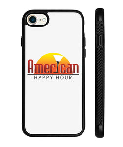 American Happy Hour iPhone 8 Case
