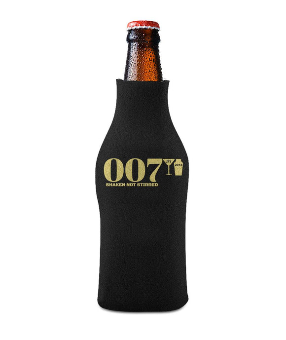 007 Shaken Not Stirred 2018 Bottle Sleeve