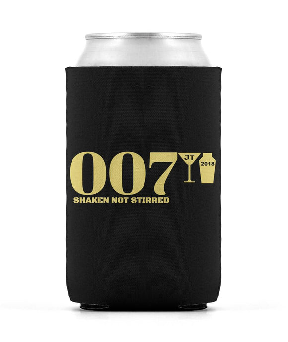 007 Shaken Not Stirred 2018 Can Sleeve