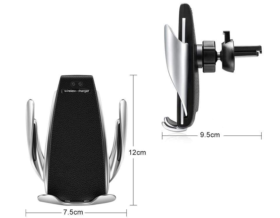 Sweet And Rosy™ Automatic Sensor Car Phone Holder and Charger