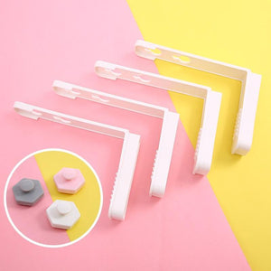 Sweet And Rosy™ Bed Sheet Grippers Clip