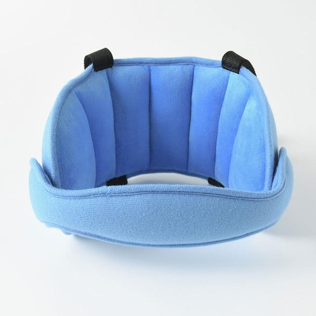 Sweet And Rosy™ Blue Car Head Brace for Kids