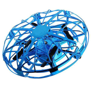 Sweet And Rosy™ blue Mini Drone Quad Induction Levitation UFO