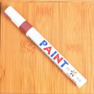 Sweet And Rosy™ Coffee Waterproof Non-Fading Tire Paint Pen