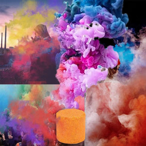 Sweet And Rosy™ Colorful Spray Smoke