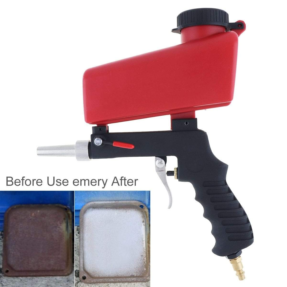 Sweet And Rosy™ Easy Sandblaster