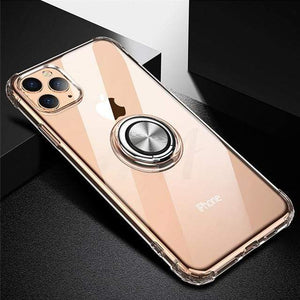 Sweet And Rosy™ For iPhone X / Clear Protective case for Iphone 11