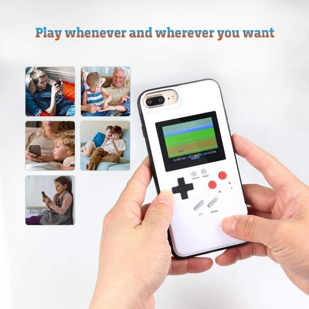 Sweet And Rosy™ Gameboy Retro Gaming iPhone Case