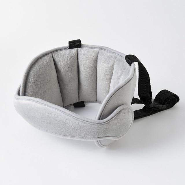 Sweet And Rosy™ Gray Car Head Brace for Kids