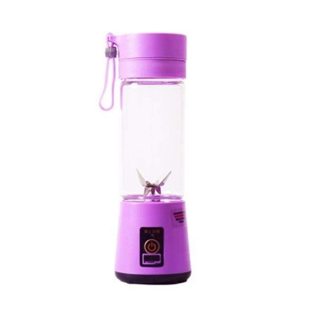 Sweet And Rosy™ Lavender / China USB Electric Juicer