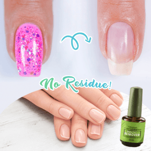 Sweet And Rosy™ Magic Soak Off Gel Polish Remover