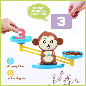 Sweet And Rosy™ Monkey Balance Game