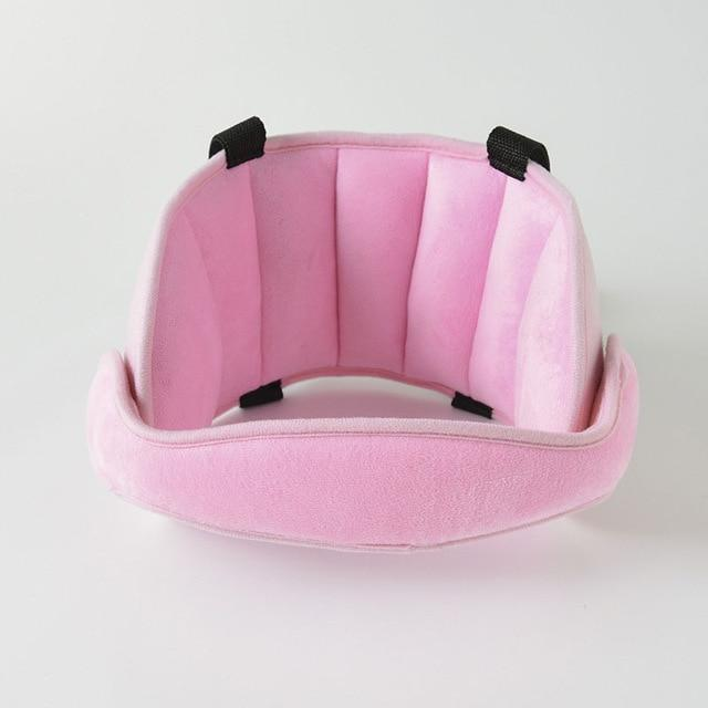 Sweet And Rosy™ Pink Car Head Brace for Kids