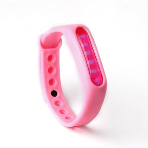 Sweet And Rosy™ Pink / China Mosquito Repellent Bracelet