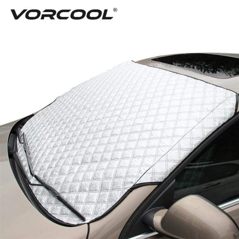Sweet And Rosy™ Premium Windshield Snow Cover Sunshade