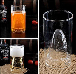 Sweet And Rosy™ SHARK RED WINE GOBLET