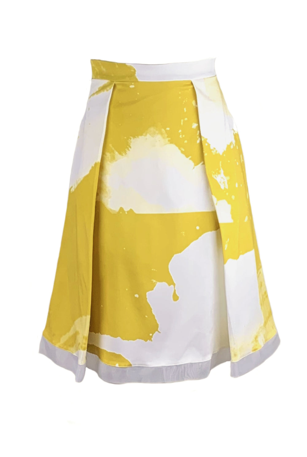 Cara Skirt • Yellow Ink