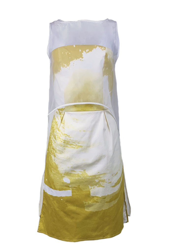 Livingston Dress • Yellow Ink