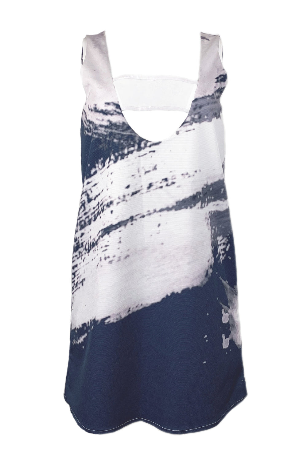 Poppy Dress • Navy Ink
