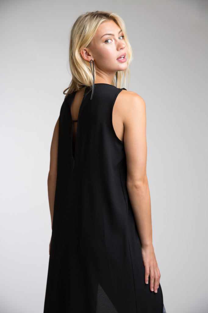 Rowan Top  •  Black