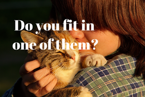 A List Of 5 Types Of Cat Owners - Which one is you?